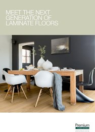 Meet the next generation of laminate floors
