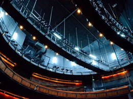 Sound Advice upgrades Canberra Theatre Centre lighting system with 248 ETC fixtures