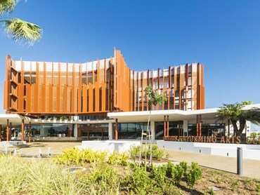 Cairns Performing Arts Centre is part of the Cairns Entertainment Precinct