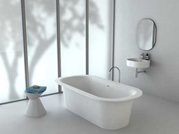 Candana extends Lilli range with new luxury baths
