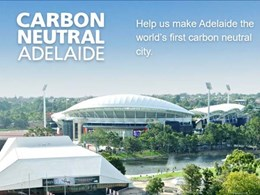 Kingspan Insulation accepted as Carbon Neutral Adelaide partner