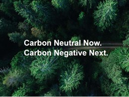 Net zero Steelcase announces goal to be carbon negative by 2030