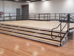 Select sets the stage for new Carlingford Public School hall