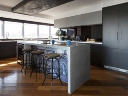 New kitchen reveals on The Block feature Cosentino's Silestone quartz surface range