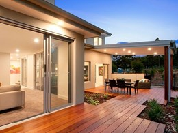 Castle Hill, Sydney home featuring AWS doors and windows wins AWA 2015 award