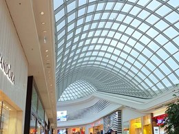 SBS Group bulkhead frames specified for Chadstone Shopping Centre Stage 40 upgrade