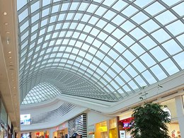 Chadstone Shopping Centre upgrade features SBS Ultra Frame