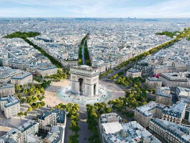 Champs-Élysées is all set for a complete transformation