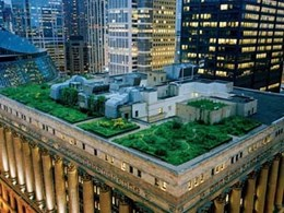 Projex Group's Top 20 favourite green rooftops: Chicago City Hall, Illinois