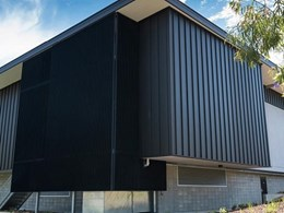Lysaght Enseam cladding delivers visually impacting design at QLD church