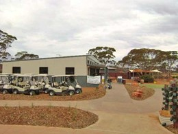 Ausco Modular designs clubhouse for Kalgoorlie Golf Course