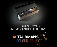 New Taubmans fandeck to support Colour Galaxy paint range
