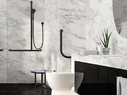 How to keep your Matte Black bathroom fittings looking good