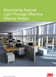 Maximising natural light through effective glazing design