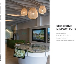 Case study: Shoreline display suite