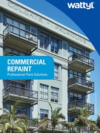 Commercial Repaint: Professional paint solutions