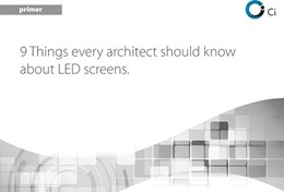 An architect's essential guide to best practice for LED specification