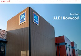 Aldi Norwood: Designing with heritage architecture in mind