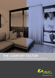 The comfort factor: The role of thermal breaks in optimising energy efficiency