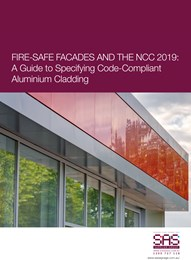 Fire-safe facades and the NCC 2019: A guide to specifying code-compliant aluminium cladding