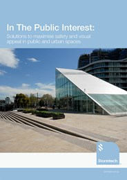 In the public interest: Solutions to maximise safety and visual appeal in public and urban spaces