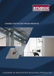 Changing construction through innovation in premium building systems