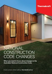 National Construction Code changes: What you need to know about changes to the Australian National Construction Code