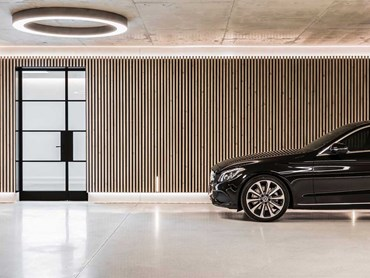 Covet Cladded Luxury Garage