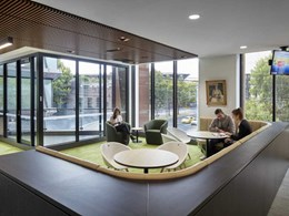 Capral's aluminium systems support environmental goals at ABC's Melbourne HQ