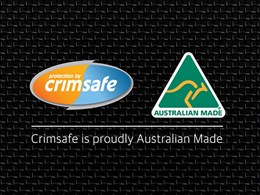 Crimsafe's new partnership authenticates its Australian Made credentials