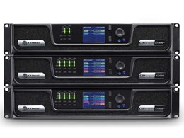 HARMAN's new high performance Crown CDi DriveCore Series power amplifiers