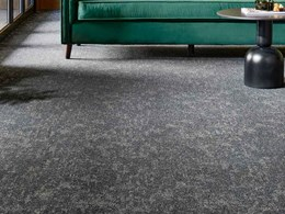 Curious Path 4m wide broadloom carpet maximising coverage with minimum joins