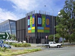 KRGS doors secure stores at DFO Homebush