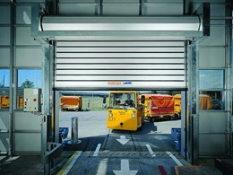 New Efaflex SST-Secure high speed doors for sensitive areas