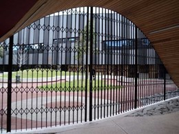 ATDC installs retractable steel security doors at Melbourne's Penleigh and Essendon Grammar School