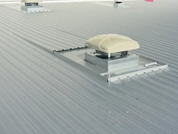 New Pop Up roof penetration system providing cost savings and efficiency