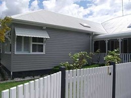 Maintenance-free cladding solution for the Australian climate