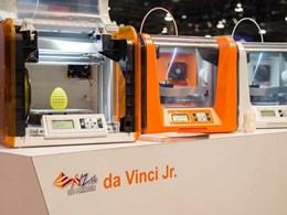 New da Vinci Junior from XYZprinting is world's most affordable 3D printer