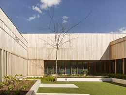 5 timber facade projects with a naturally weathered aesthetic