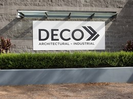 DECO unveils new industrial finishing facility