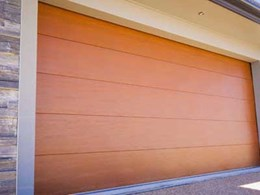 Steel-Line Garage Doors releases DecoWood garage door collection in two new colours
