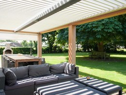 Enjoy the outdoors with Louvretec's sun smart solutions