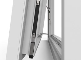 Doric's latest self-latching window system ensuring safety in high rises