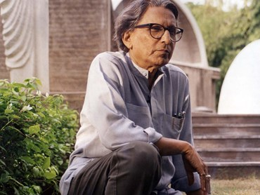 Balkrishna Doshi, also known as B.V. Doshi, is the first Indian architect to receive the industry's highest honor, the Pritzker Architecture Prize.