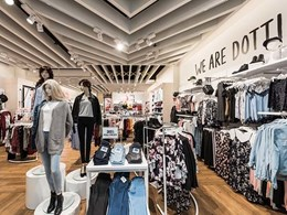 Fashion store chain lights up with Aglo's LED fittings and design services