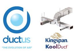 Ductus to distribute Kingspan KoolDuct in Australia