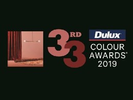 Judging panel announced for 33rd Dulux Colour Awards