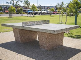 UFF products add contemporary flair to Dunsborough community park