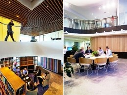 Australia: The global force in workplace design