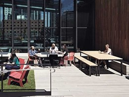 Outdure decking system provides compliant solution at Auckland commercial plaza